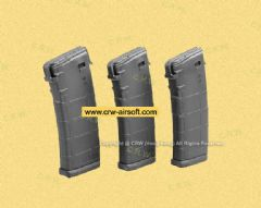 KWA PTS RM4 ERG AEG Magazine Set(3 Pack)